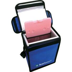 まつうら工業 MATSUURA まつうら 保冷バッグ 10℃水分補給 IceBattery(アイスバッテリー)クールバッグ 縦型 保冷剤1枚付き
