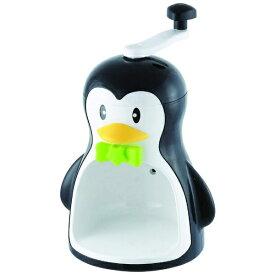 パール金属 PEARL METAL D-1323 ペンギンかき氷器 クルーズ ブラック