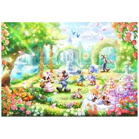テンヨー ジグソーパズル DP-1000-034 ディズニー バラの香りのガーデンパーティー