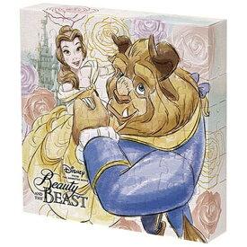 やのまん YANOMAN キャンバスパズル 2303-19 美女と野獣 ビューティフル・ローズ