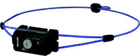 ジェントス GENTOS CP-01R コンパクトヘッドライト USB充電式/3段階調光機能/可動式ヘッド/防塵・防滴/サブ赤色LED搭載 ジェントス CP-01R [LED /充電式]