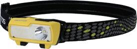 ジェントス GENTOS CB-531D ヘッドライト 電池式/2段階調光機能/可動式ヘッド/集光・拡散2タイプ/防塵・防滴 ジェントス CB-531D [LED /単3乾電池×1]