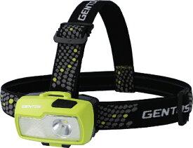 ジェントス GENTOS CB-532D ヘッドライト 電池式/3段階調光機能/可動式ヘッド/集光・拡散2タイプ/防塵・防滴 CB-532D [LED /単3乾電池×2 /防水]