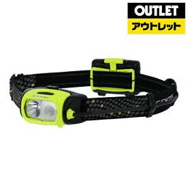 ジェントス GENTOS GB-133D ヘッドライト 電池式/3段階調光機能/可動式ヘッド/集光・拡散2タイプ/防塵・防滴/後部認識灯搭載/サブ赤色LED搭載/点滅モード搭載 ジェントス GB-133D [LED /単3乾電池×3]