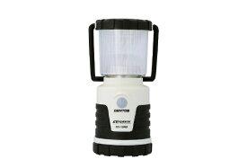 ジェントス GENTOS EX-134D LEDランタン 電池式/防塵・防滴/キャリングハンドル搭載/2段階調光/点滅モード搭載 ジェントス EX-134D [LED /単3乾電池×4]