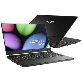 GIGABYTE ギガバイト KB-8JP5130SP ゲーミングノートパソコン AERO 15 OLED(4K有機EL) [15.6型 /intel Core i7 /SSD:512GB /メモリ:16GB /2020年4月モデル]