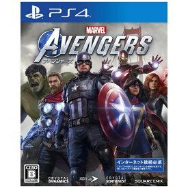 【2020年09月04日発売】 スクウェアエニックス SQUARE ENIX 【特典付き】Marvel's Avengers(アベンジャーズ)【PS4】