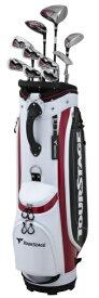 ブリヂストン BRIDGESTONE メンズ ゴルフクラブ TOUR STAGE V101 10本セット《キャディバッグ付》R