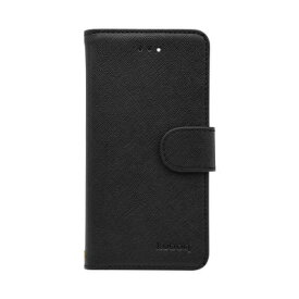OWLTECH オウルテック iPhone SE(第2世代)4.7インチ/8/7/6s対応 手帳型ケース ブラック OWL-CVIC4701-BK ブラック