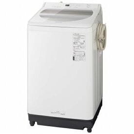 パナソニック Panasonic 全自動洗濯機 ホワイト NA-FA90H8-W [洗濯9.0kg /乾燥機能無 /上開き][洗濯機 9kg]