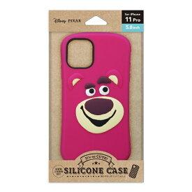 PGA iPhone 11 Pro用 シリコンケース ロッツォ Premium Style ロッツォ PG-DSC19A03TOY