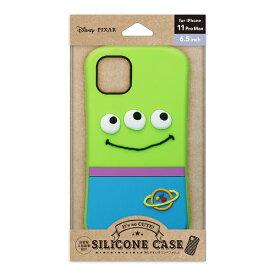 PGA iPhone 11 Pro Max用 シリコンケース エイリアン Premium Style エイリアン PG-DSC19C01LGM