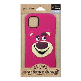 PGA iPhone 11 Pro Max用 シリコンケース ロッツォ Premium Style ロッツォ PG-DSC19C03TOY