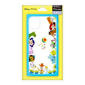 PGA iPhone11 Pro Max用 ガラスタフケース トイ・ストーリー Premium Style トイ・ストーリー PG-DGT19C52TOY