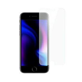 OWLTECH オウルテック iPhone SE(第2世代)4.7インチ/8/7/6s/6対応 保護ガラス 光沢・ブルーライトカット OWL-GSIC47-BC