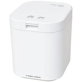 島産業 SHIMA SANGYO 生ごみ減量乾燥機 パリパリキュー ホワイト PPC-11WH [温風乾燥式]