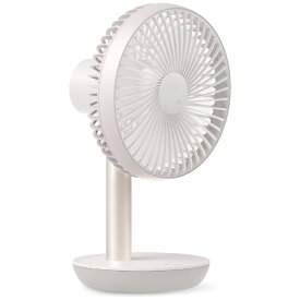KMコーポレーション FS-PK LUMENA コードレス扇風機 ピンク FS-PK