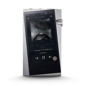 ASTELL&KERN アステル&ケルン ハイレゾポータブルプレーヤー A&norma SR25 Moon Silver AK-SR25-MS [64GB /ハイレゾ対応 ]