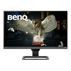 BenQ ベンキュー EW2780Q PCモニター メタリックグレー [27型 /ワイド /WQHD(2560×1440)]