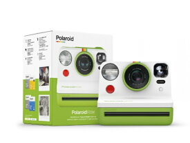 ポラロイド Polaroid Polaroid Now - Green Polaroid