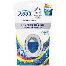 P&G ピーアンドジー ファブリーズ W消臭 トイレ消臭剤+抗菌 ウルトラ・フレッシュ・シャボン 東京2020オリンピック応援デザイン