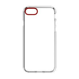 トリニティ Trinity iPhone SE(第2世代)4.7インチ/8/7/6s [GLASSICA] レンズリング付 TR-IP204-CGC-CCRD レッド