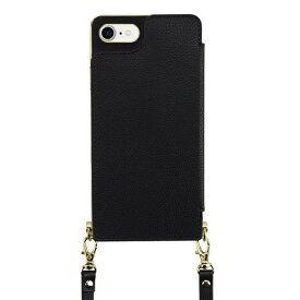 CCCフロンティア CCC FRONTIER iPhone SE(第2世代)4.7インチ Cross Body Case ML-CSIP20S-2CBBK ブラック