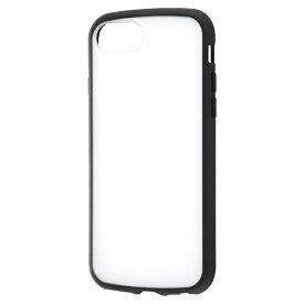 レイアウト rayout iPhone SE(第2世代)4.7インチ/8/7/6s/6 耐衝撃ハイブリッド Puffull RT-P25CC14/W ホワイト