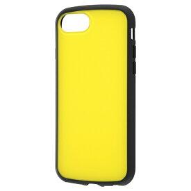 レイアウト rayout iPhone SE(第2世代)4.7インチ/8/7/6s/6 耐衝撃ハイブリッド Puffull RT-P25CC14/Y イエロー
