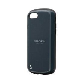 MSソリューションズ iPhone SE(第2世代)4.7インチ 耐衝撃ハイブリッドケース「PALLET」 LP-I9PLDGY グレー