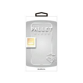 MSソリューションズ iPhone SE(第2世代)4.7インチ ガラスハイブリッド「PALLET GLASS」 LP-I9PLGCSV シルバー