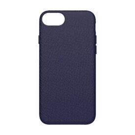トリニティ Trinity iPhone SE(第2世代)4.7インチ /8/7/6s [NUNO] バックケース TR-IP204-NNT-TSNV ネイビー