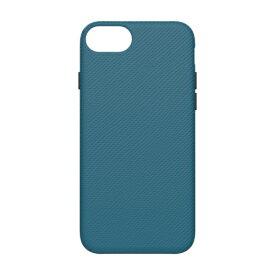 トリニティ Trinity iPhone SE(第2世代)4.7インチ /8/7/6s [NUNO] バックケース TR-IP204-NNJ-KLBL ブルー