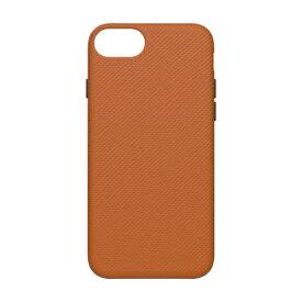 トリニティ Trinity iPhone SE(第2世代)4.7インチ /8/7/6s [NUNO] バックケース TR-IP204-NNJ-KLOR オレンジ