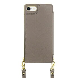 CCCフロンティア CCC FRONTIER iPhone SE(第2世代)4.7インチ Cross Body Case ML-CSIP20S-2CBGY グレー