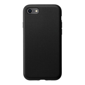 CCCフロンティア CCC FRONTIER iPhone SE(第2世代)4.7インチ Smooth Touch Hybrid Case UNI-CSIP20S-1STBK ブラック