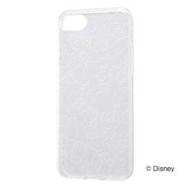 レイアウト rayout iPhone SE(第2世代)4.7インチ/8/7 ディズニー/TPUソフト キラキラ RT-DP24A/MKM ミッキー