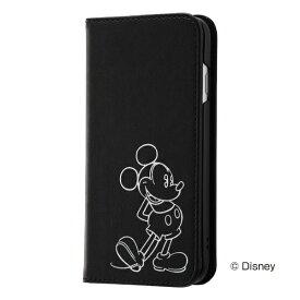 レイアウト rayout iPhone SE(第2世代)4.7インチ/8/7 ディズニー/手帳 ホットスタンプ RT-DP24I/MK ミッキー