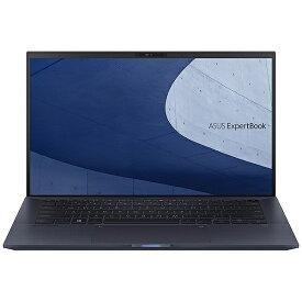 ASUS エイスース B9450FA-BM0501TS ノートパソコン ExpertBook B9 スターブラック [14.0型 /intel Core i5 /SSD:512GB /メモリ:16GB /2020年5月モデル][14インチ office付き 新品 windows10]