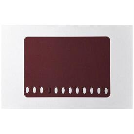 イケックス工業 IKEX 箸置きランチョンマット ワインレッド 3603