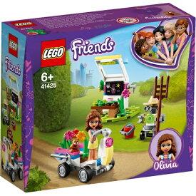 レゴジャパン LEGO 41425 オリビアのフラワーガーデン