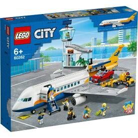 レゴジャパン LEGO 60262 パッセンジャー エアプレイン