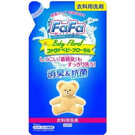 NSファーファ・ジャパン NS FaFa Japan FaFa(ファーファ)液体洗剤 ベビーフローラル つめかえ用(810ml)
