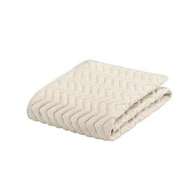 フランスベッド FRANCEBED 【ベッドパッド】グッドスリーププラス バイオパッド(Yサイズ/90×183cm/キナリ) フランスベッド