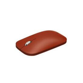 マイクロソフト Microsoft KGY-00057 マウス Surface Mobile Mouse ポピーレッド [BlueLED /3ボタン /Bluetooth /無線(ワイヤレス)][サーフェス 対応 純正 マウス]