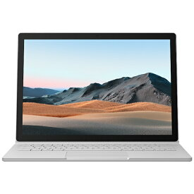 マイクロソフト Microsoft Surface Book3[13.5型/SSD 512GB/メモリ 32GB/Intel core i7/プラチナ/2020年]SLK-00018ノートパソコン[13.5インチ office付き 新品 windows10]