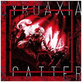 インディーズ GYROAXIA/ SCATTER Blu-ray付生産限定盤【CD】