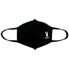 PLAYBOY プレイボーイ PLAYBOYファッションマスク PL-MSK01 ブラック