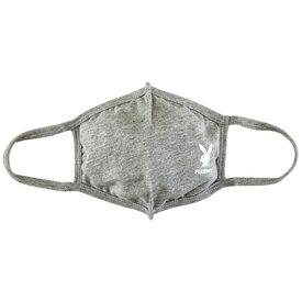 PLAYBOY プレイボーイ PLAYBOYファッションマスク PL-MSK01 グレー