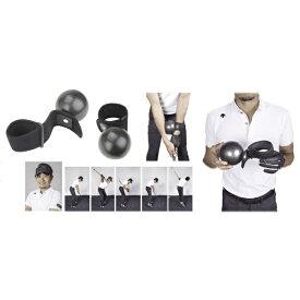 ライト LITE ゴルフ スイング練習グッズ シンプルマスターCB ブラックエディション(ボール:φ100mm) M-522